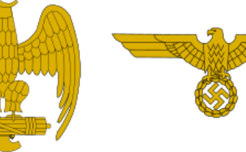 Fascist and Nazi eagles
