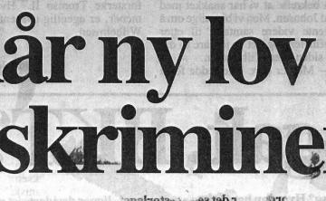 Foreslar Lov Mot Rasediskr 1988 Jpg