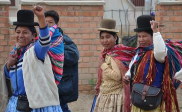 Urfolk I Bolivia 2