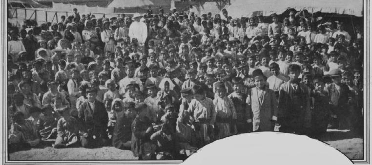 World War I  Refugee Camps  Memory Loc Gov