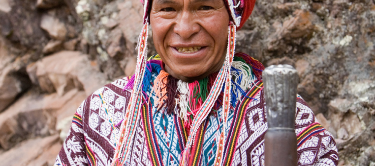 Andean Man