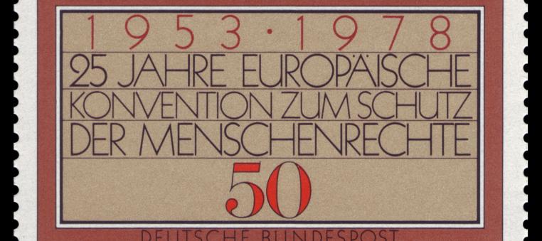 Dbp 1978 979 Menschenrechte