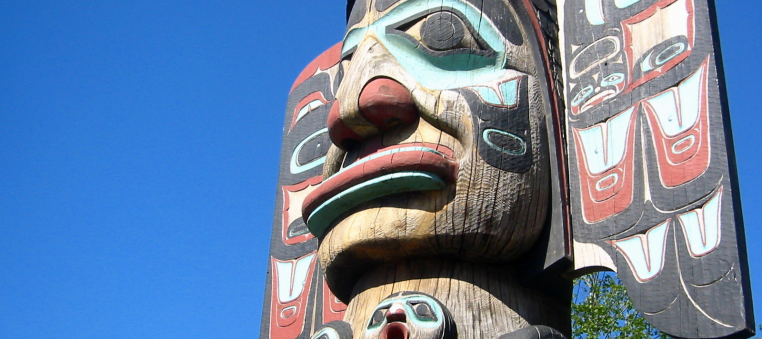Ketchican Totem Pole 2
