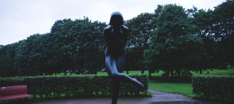 Ruth Maier Statue