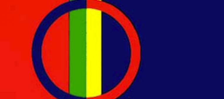 Samisk-flagg