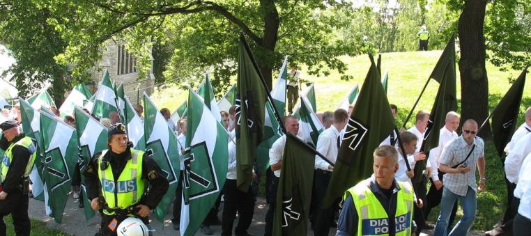 Svenske Motstandsrorelsen
